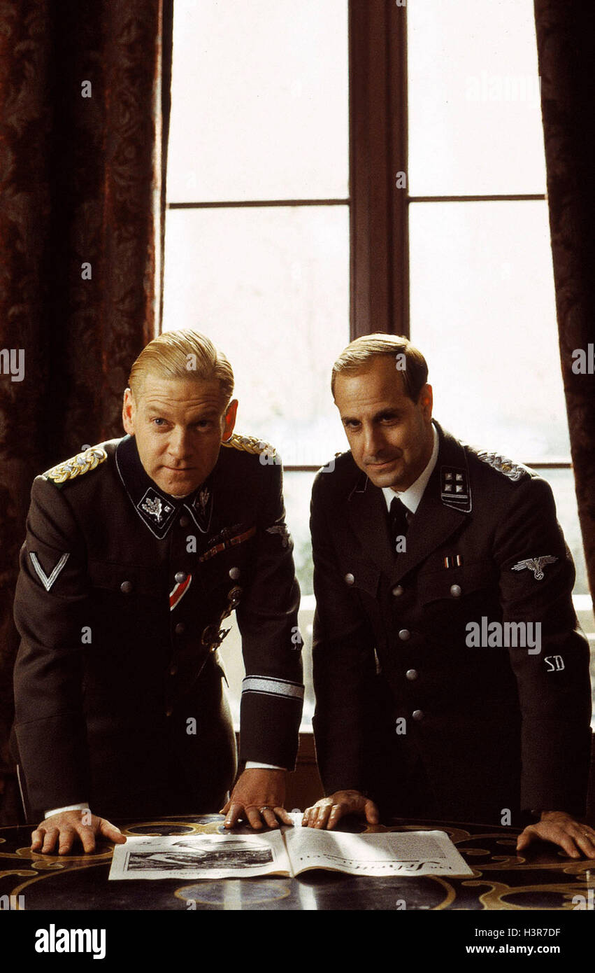 CONSPIRACY (2001)  KENNETH BRANAGH  STANLEY TUCCI  FRANK PIERSON (DIR)  MOVIESTORE COLLECTION LTD - Stock Image