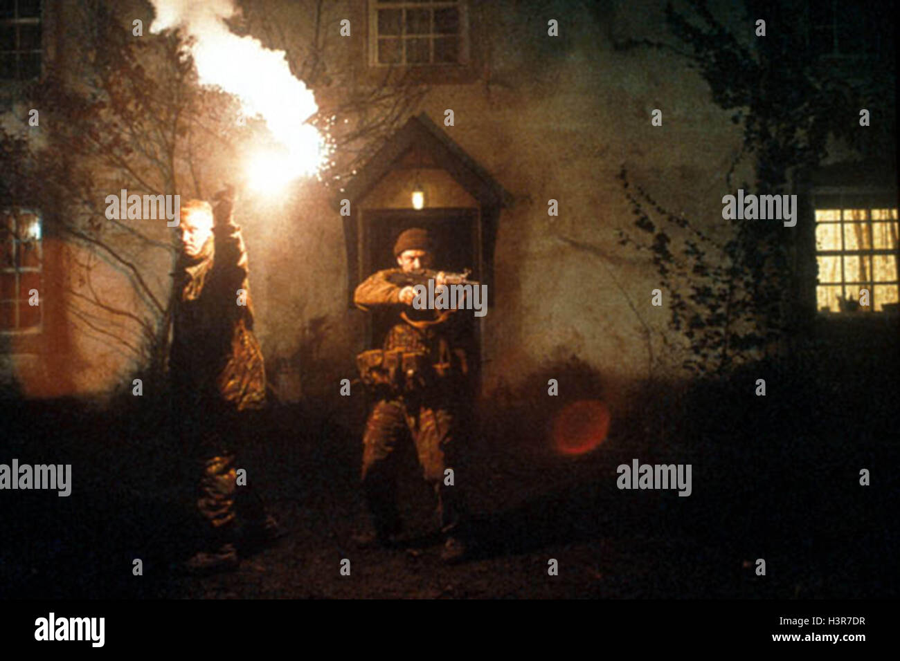 DOG SOLDIERS (2002)  NEIL MARSHALL (DIR)  MOVIESTORE COLLECTION LTD - Stock Image