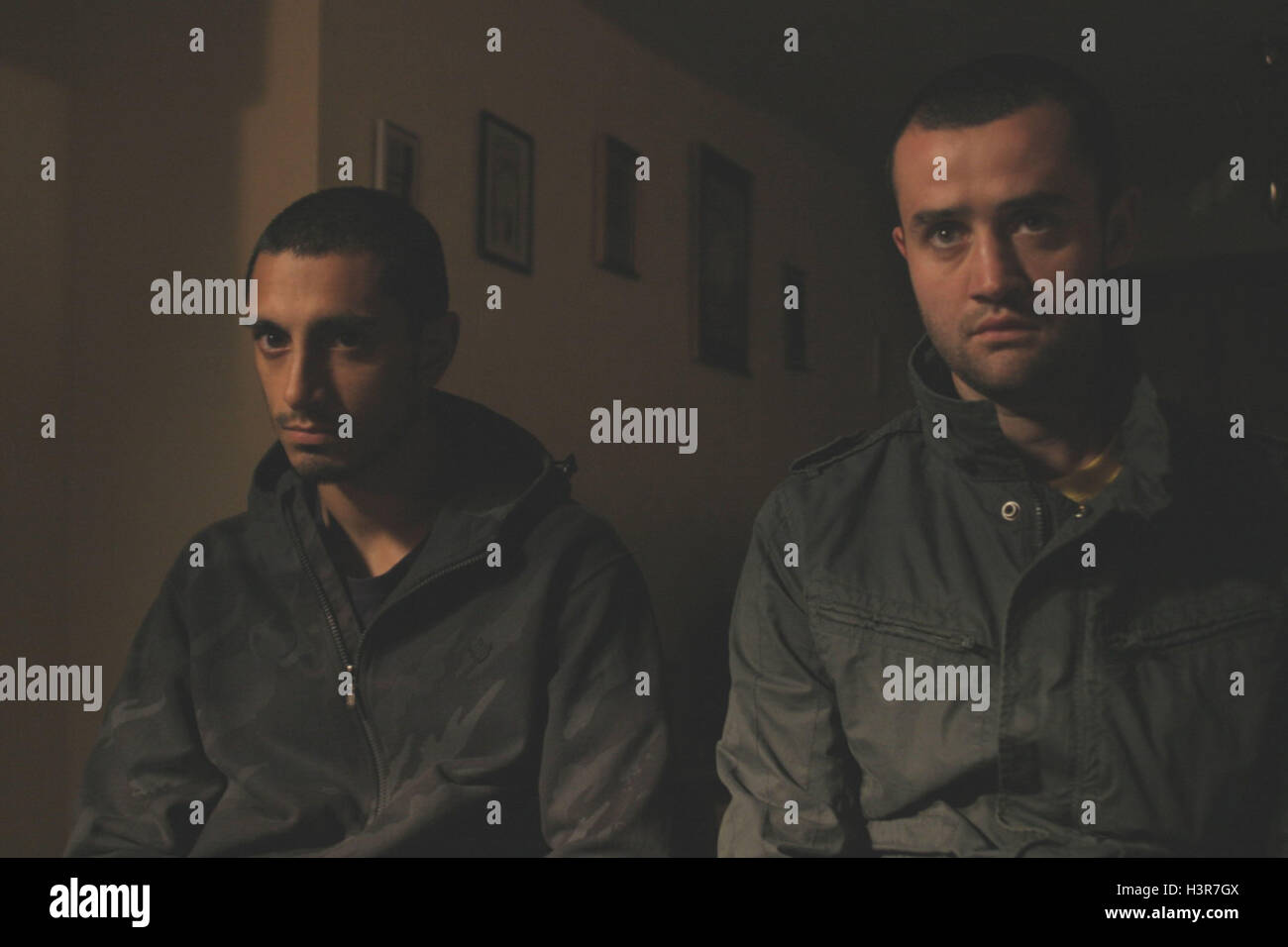 SHIFTY (2008)  RIZ AHMED  DANIEL MAYS  ERAN CREEVY (DIR)  MOVIESTORE COLLECTION LTD - Stock Image