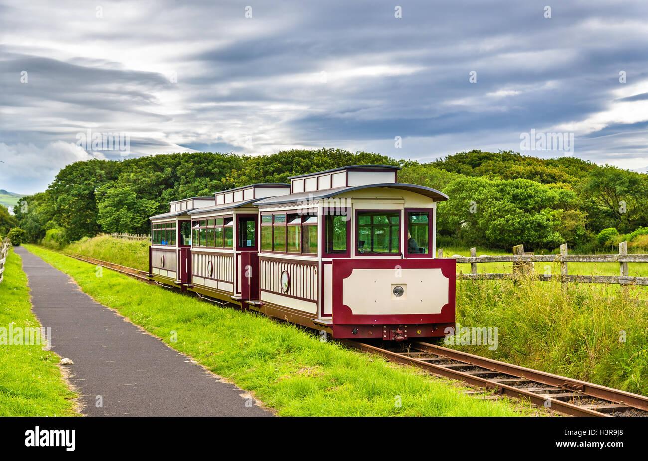 Bushmills Railway Car Park