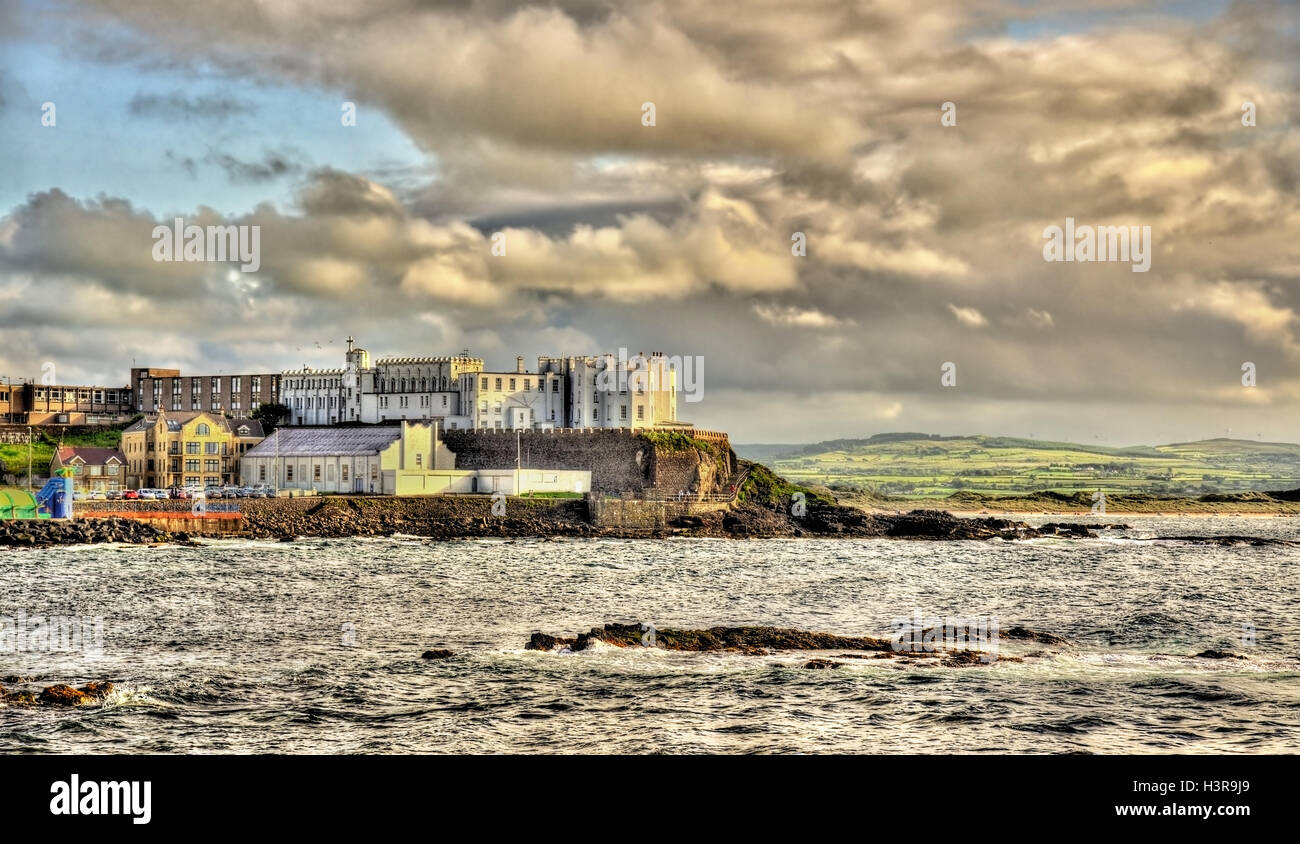 Dominican College in Portstewart - County Londonderry, Northern Ireland Stock Photo