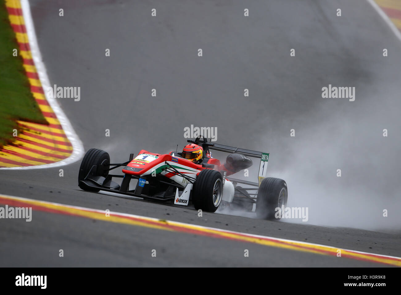 Lance Stroll (CAN), Prema Powerteam, Fia F3  2016 champion - Stock Image