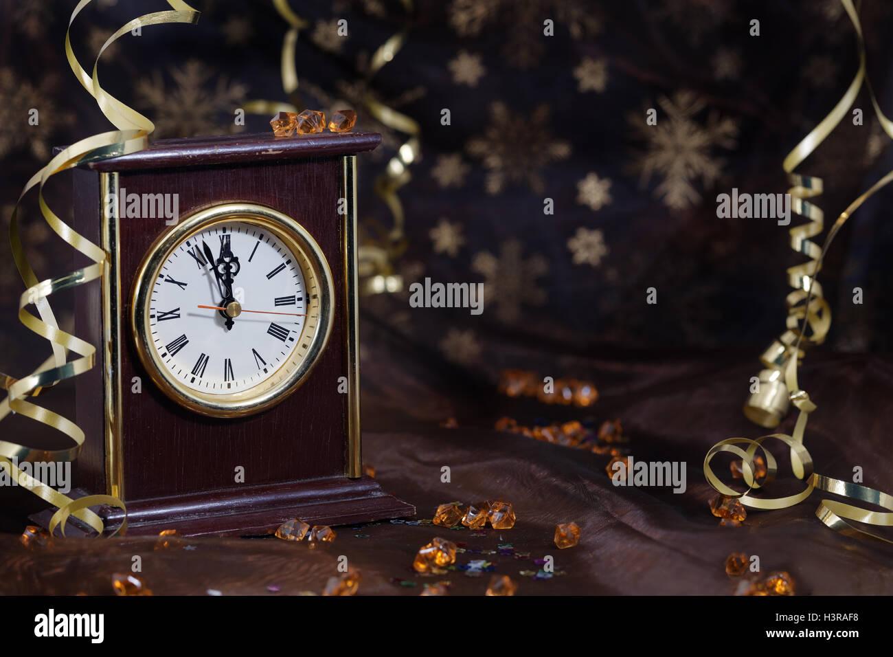 Happy New Year 2017 - Stock Image
