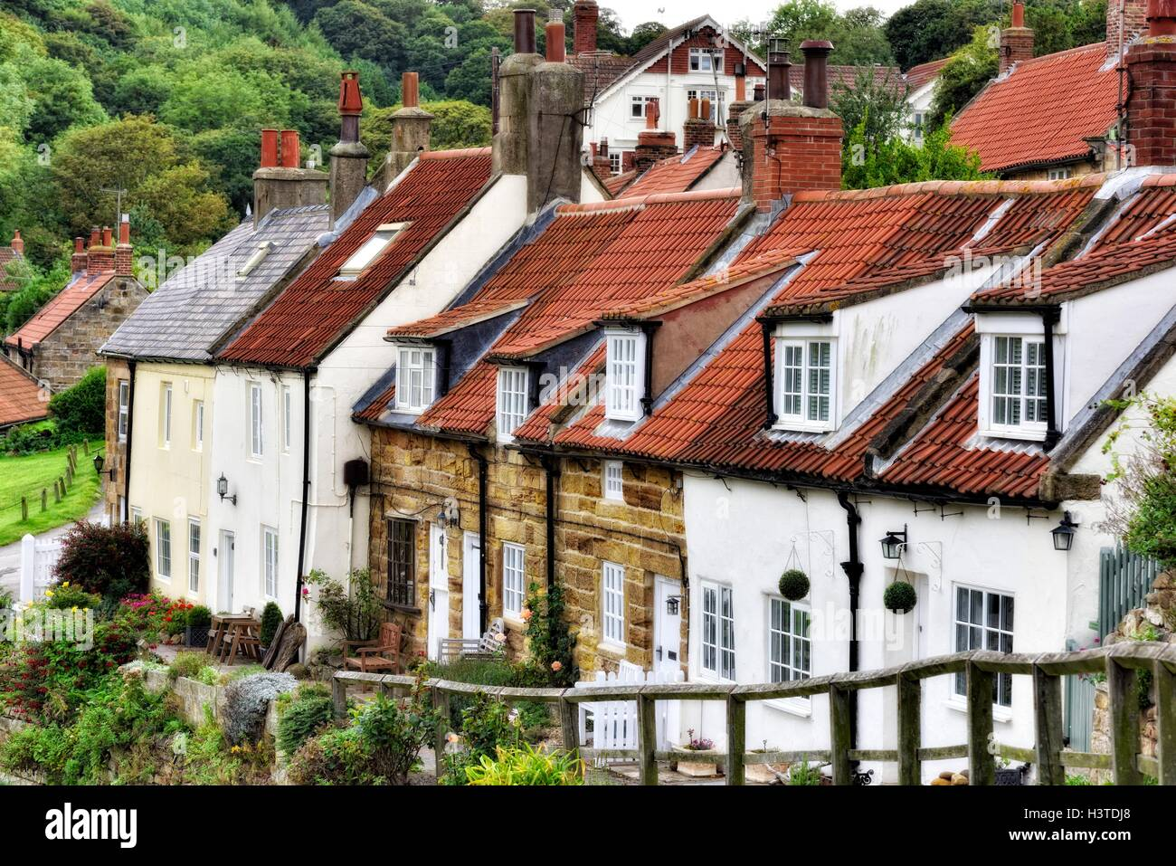 Super Holiday Cottages In Sandsend Whitby North Yorkshire England Home Interior And Landscaping Oversignezvosmurscom