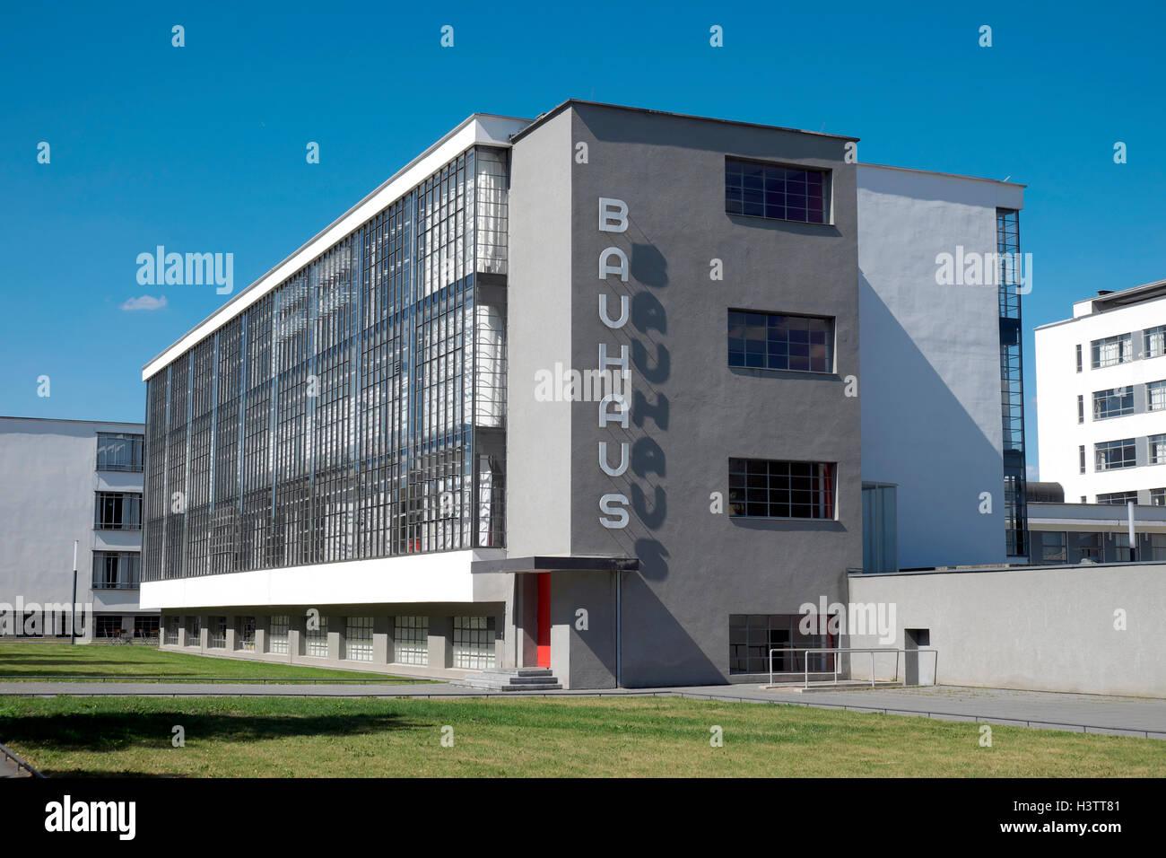 Bauhaus Dessau Stock Photos Bauhaus Dessau Stock Images
