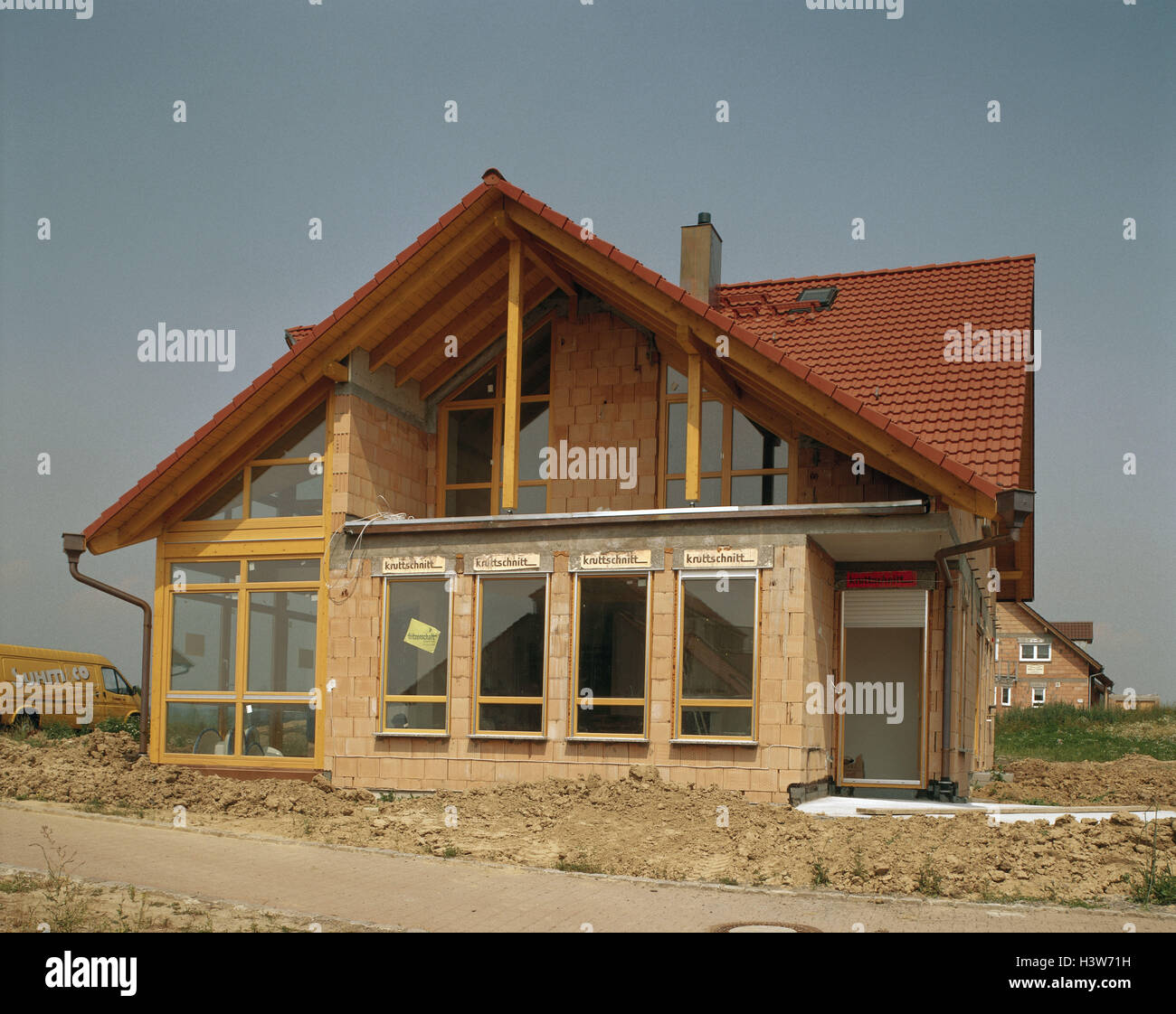 Single family dwelling conservatory shell house for House shell cost