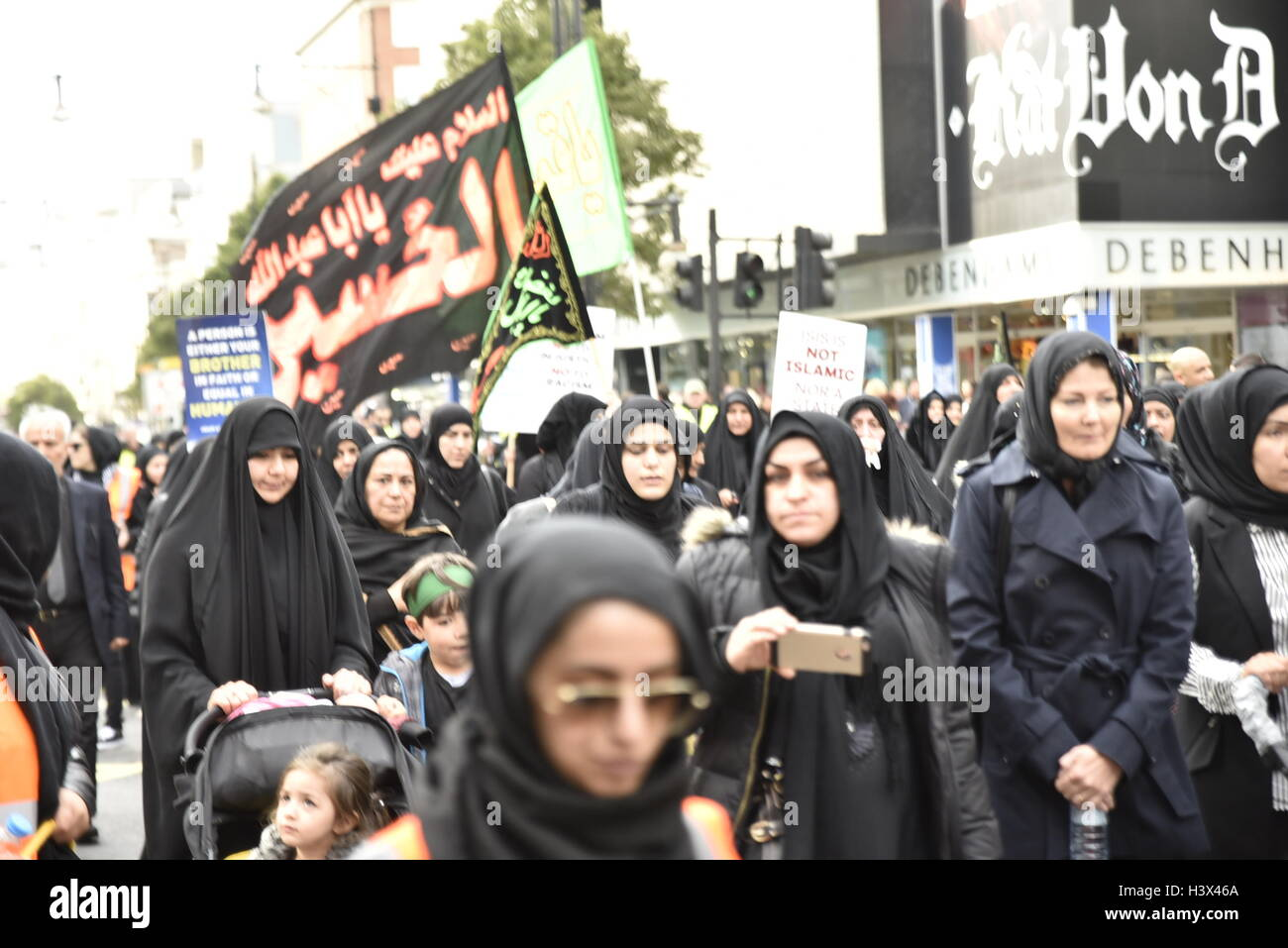 muslims in london 2016