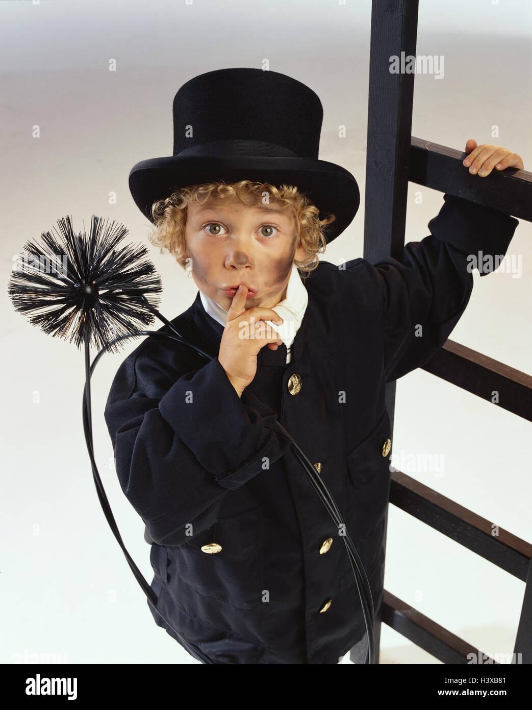 Policeman Chauffeur Chimney Sweep Uniform Victorian Gentleman