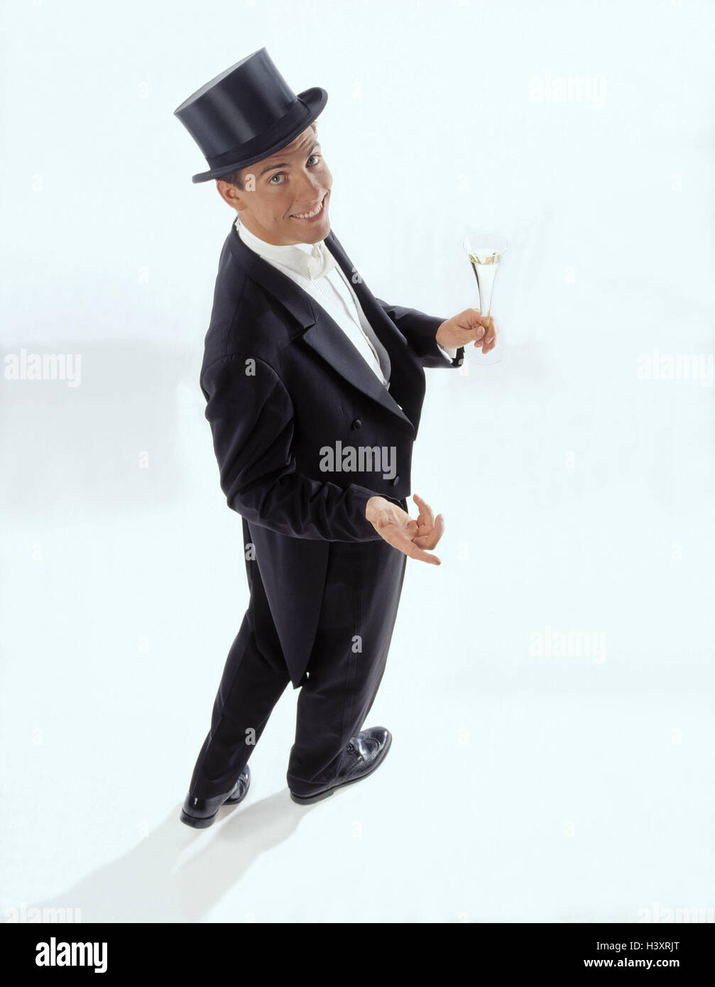 09a899ee834b4 Top Hat And Tails Stock Photos   Top Hat And Tails Stock Images - Alamy
