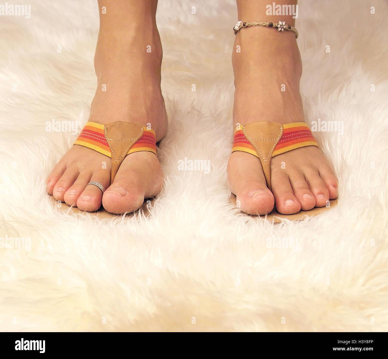 Fur Fur FeetSandalsWomanDetailShoes FeetSandalsWomanDetailShoes CarpetWomen's CarpetWomen's Fur kP08OXnw