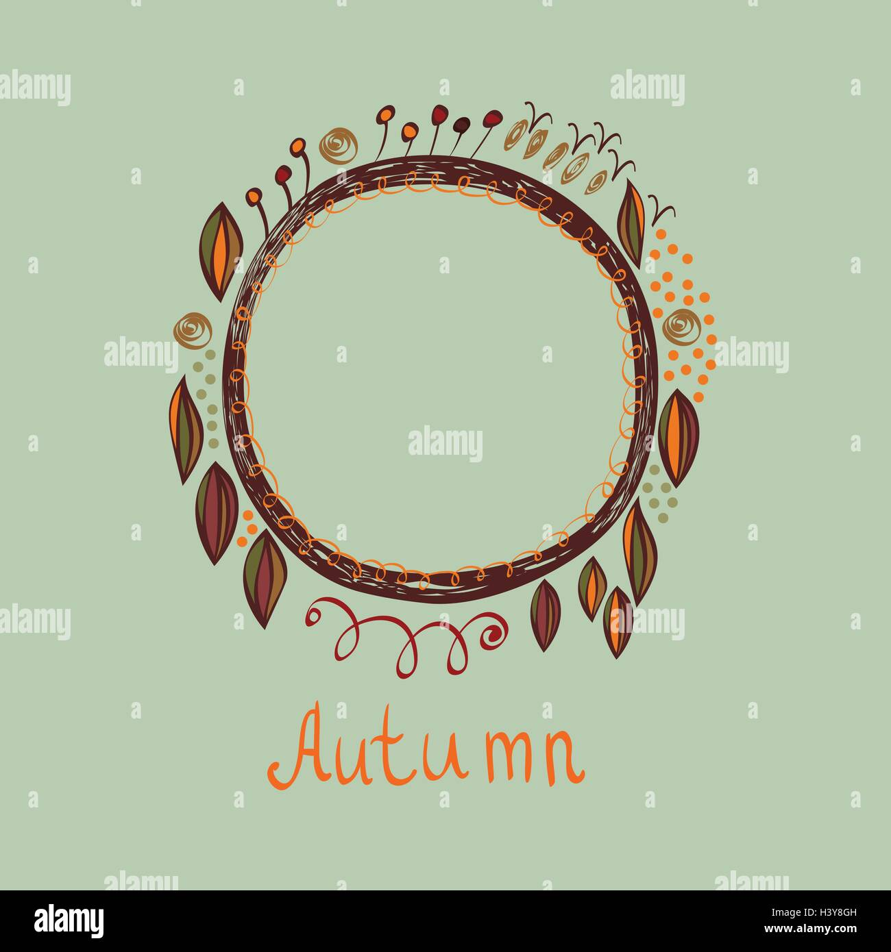 autumn Stock Vector