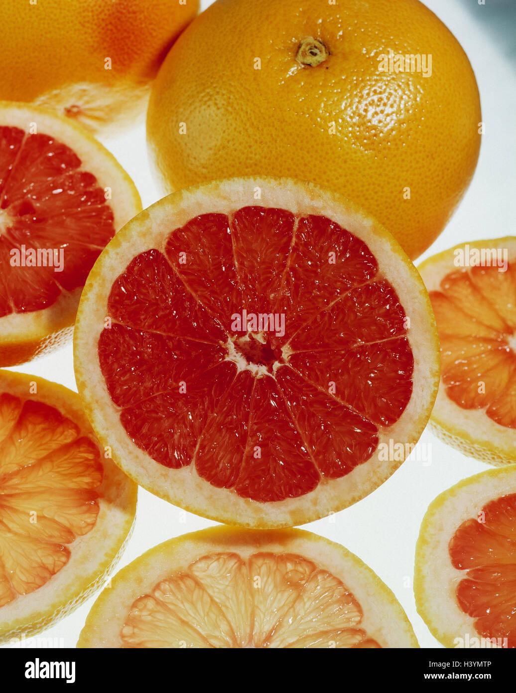 cut out, blood orange, orange, oranges, orange, vitamin C, vitamins, rich in vitamins, fruit, fruits, fruit, Citrus - Stock Image