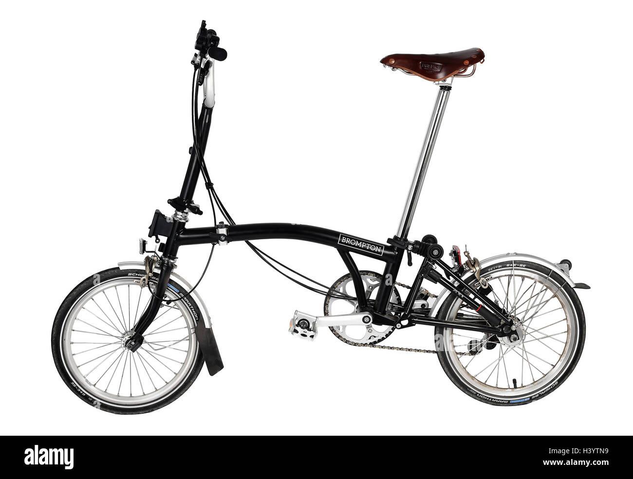 Brompton Folding Bike Bicycle Cycle Uk