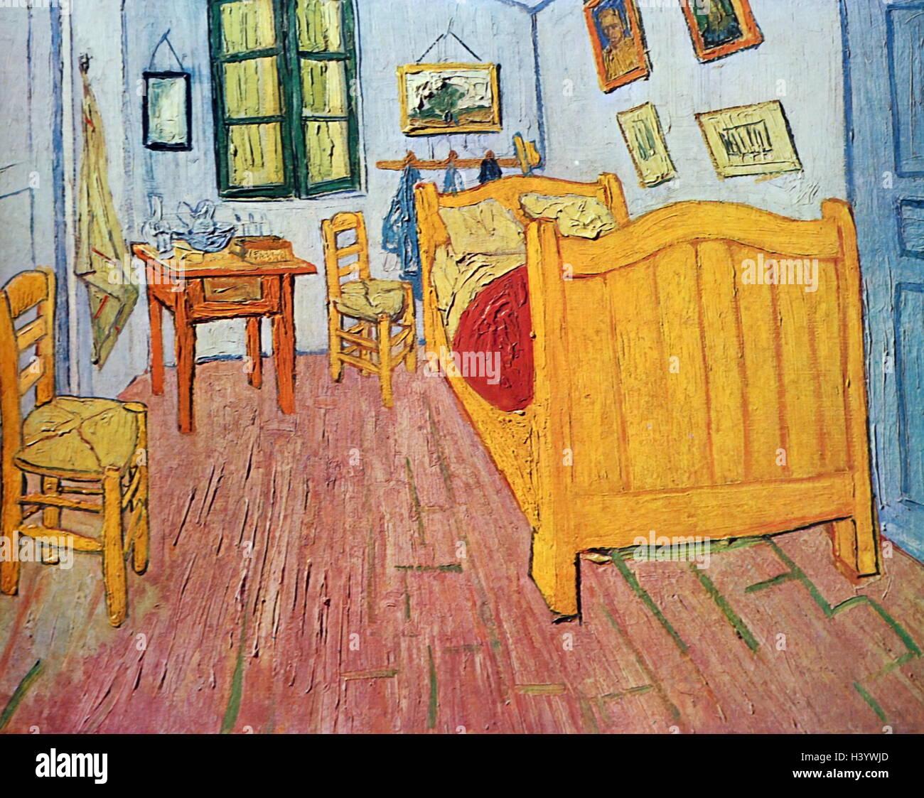 Bedroom In Arles Painter