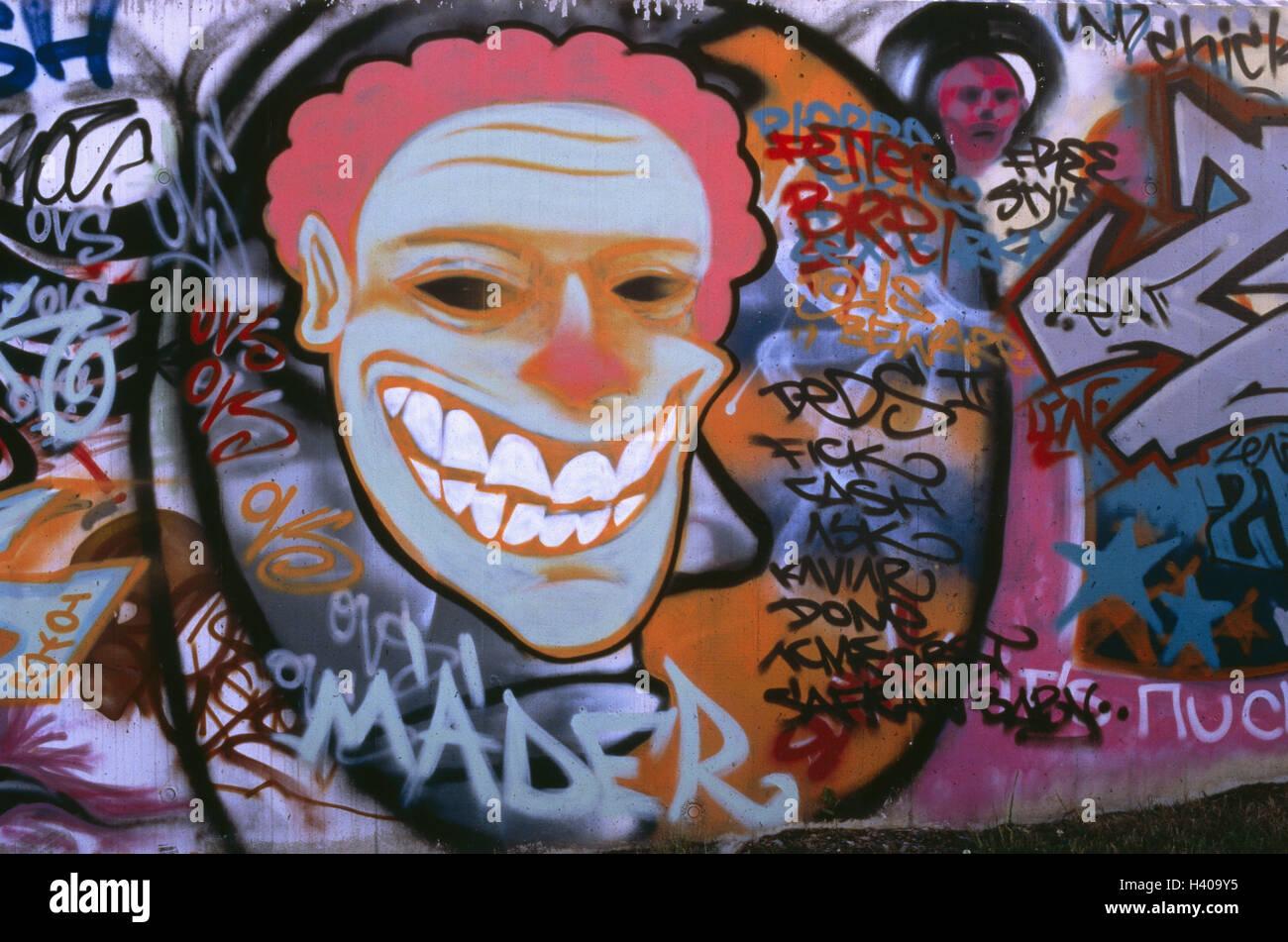 Modern clown stock photos modern clown stock images alamy