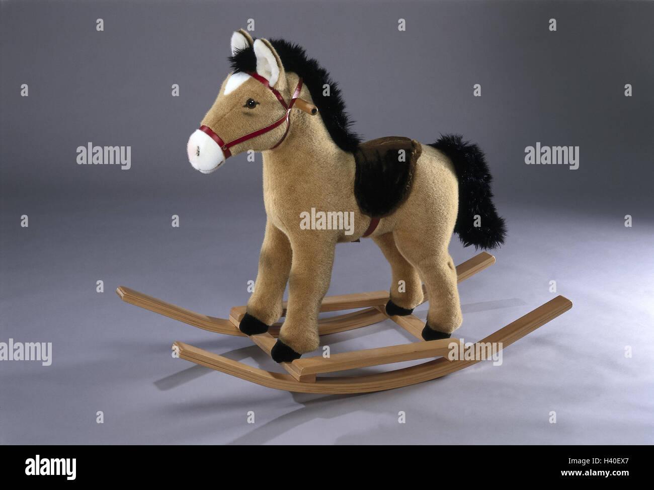 Rocking Horse Still Life Product Photography Toys Toys Horse Stock Photo Alamy