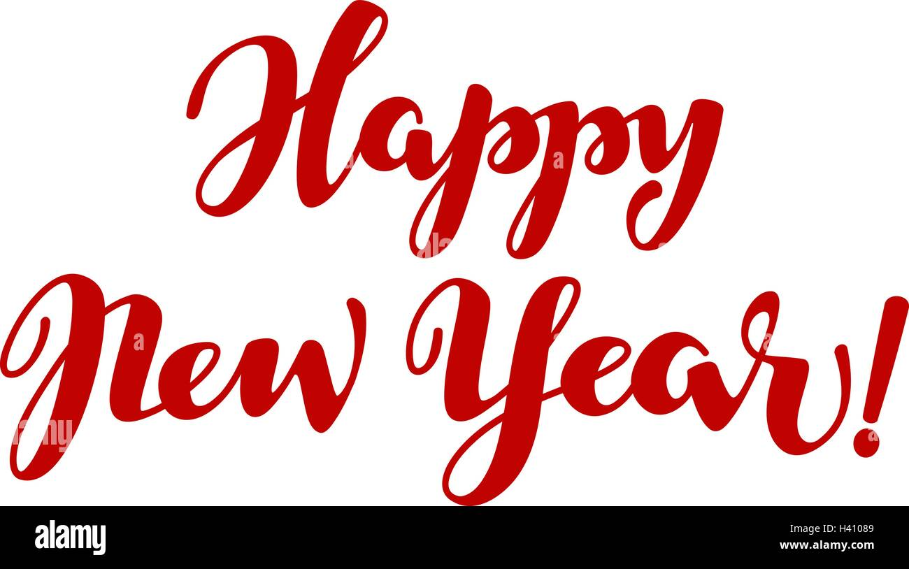 Happy New Year Lettering 14
