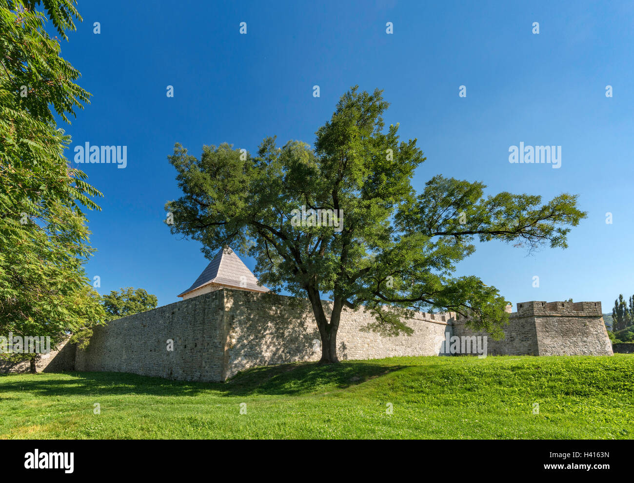 Tvrdava Castle in Banja Luka, Republika Srpska, Bosnia and Herzegovina - Stock Image