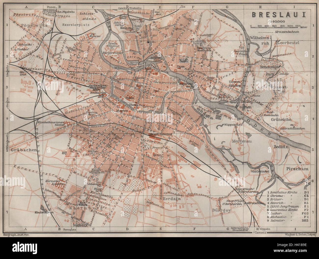 https://c8.alamy.com/comp/H4189E/breslau-wrocaw-antique-town-city-plan-miasta-i-wroclaw-poland-mapa-H4189E.jpg