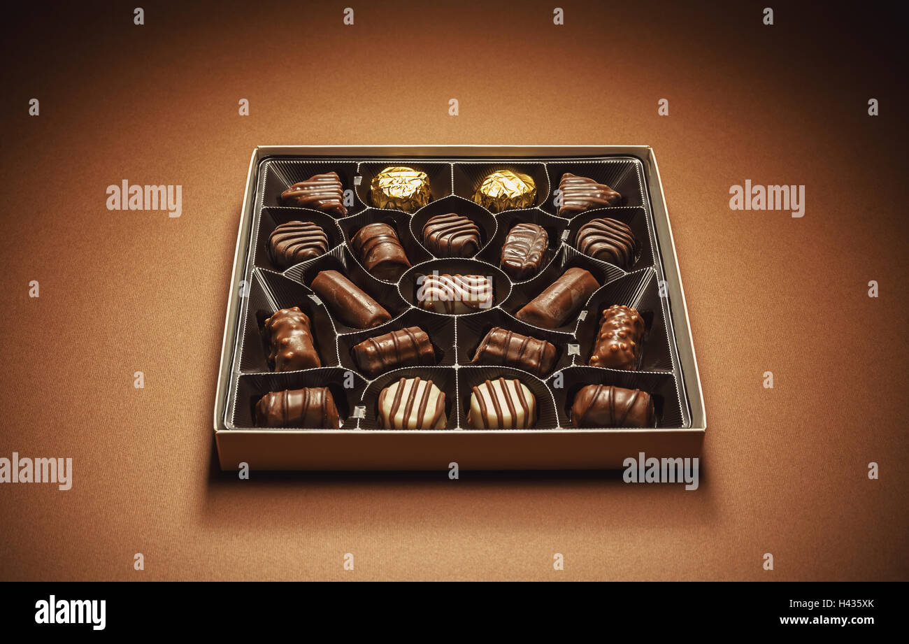 Jaffa Cake Box Close Up