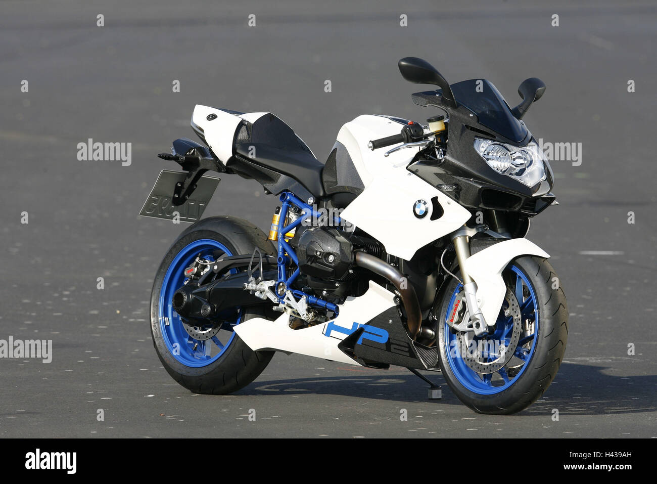 BMW HP2, standard, preview, - Stock Image