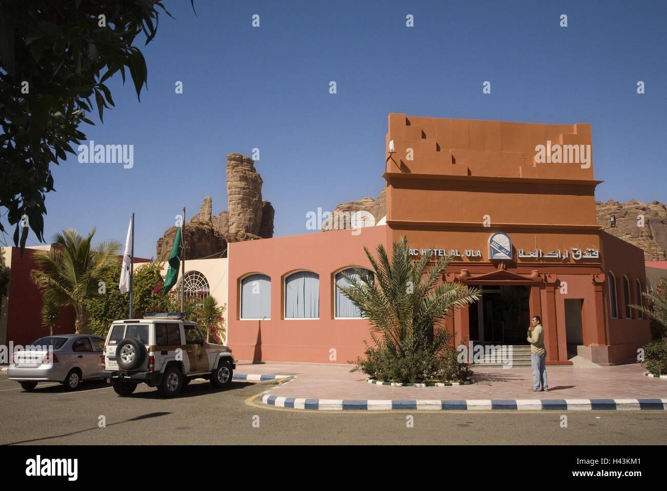 Saudi Arabia, province Tabuk, place Al Ula, - Stock Image