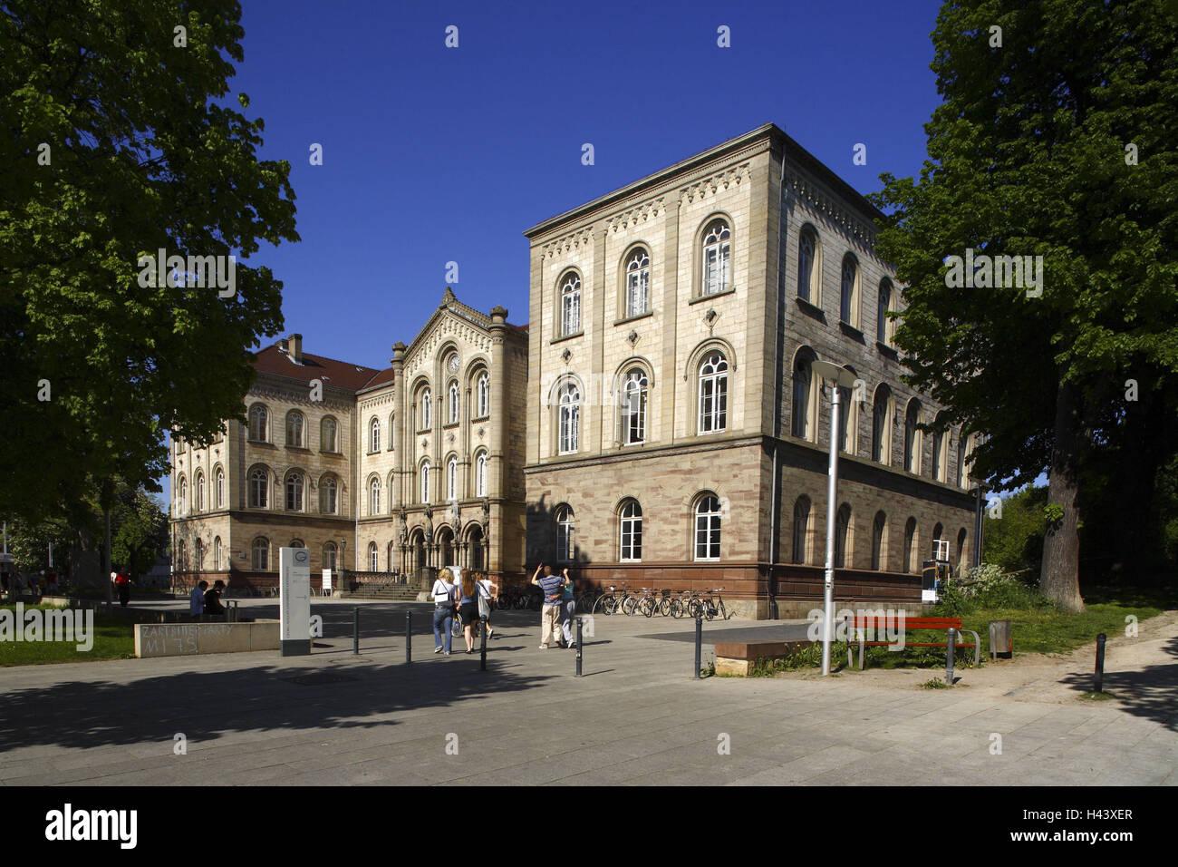 Germany, Lower Saxony, Goettingen, university, lecture hall maximum, - Stock Image