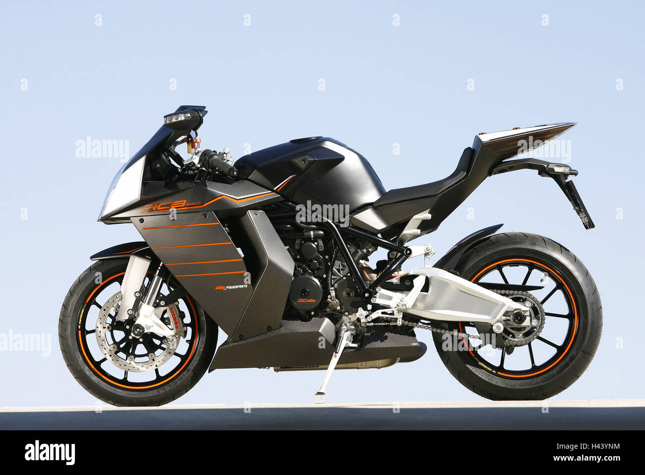 KTM RC8, standard, preview, - Stock Image