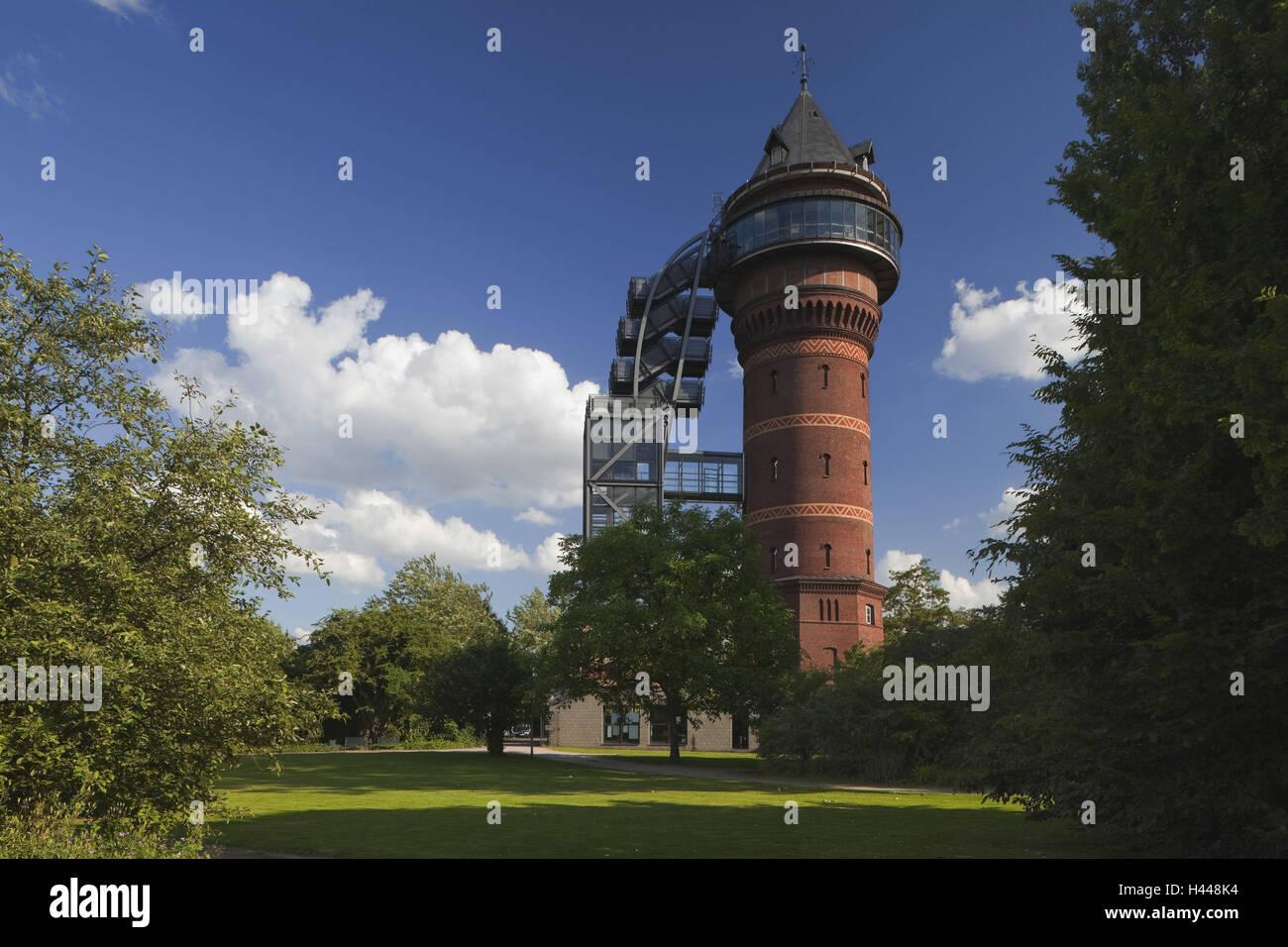 Germany, North Rhine-Westphalia, Mülheim at the Ruhr (region), Aquarius water museum, - Stock Image