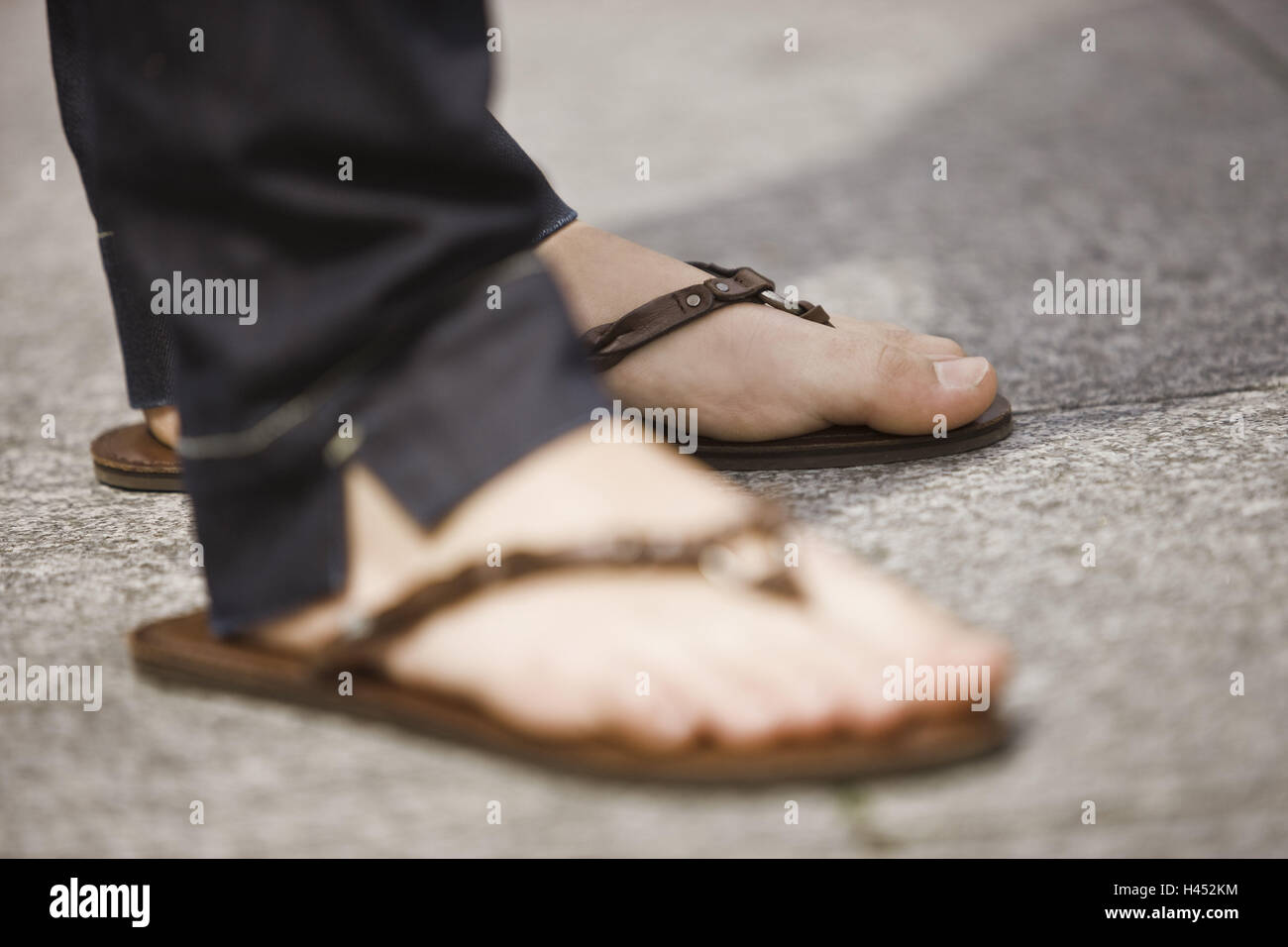a75ac35613519d Flip Flops Sandals Detail Stock Photos   Flip Flops Sandals Detail ...
