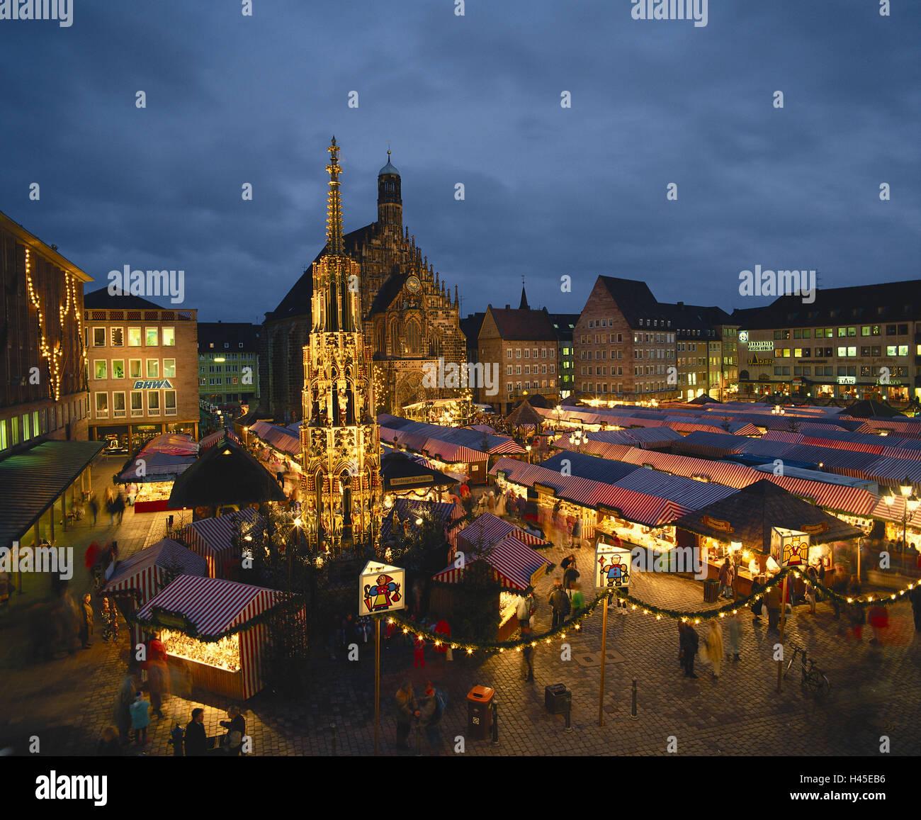 Nuremberg Christmas Market Stock Photos & Nuremberg Christmas Market ...