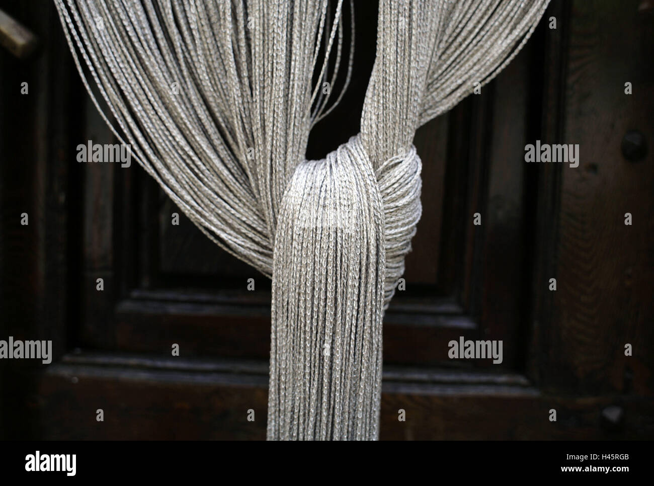 Door Curtain, Detail, Door, Input, Curtain, Threads, Thread Curtain,