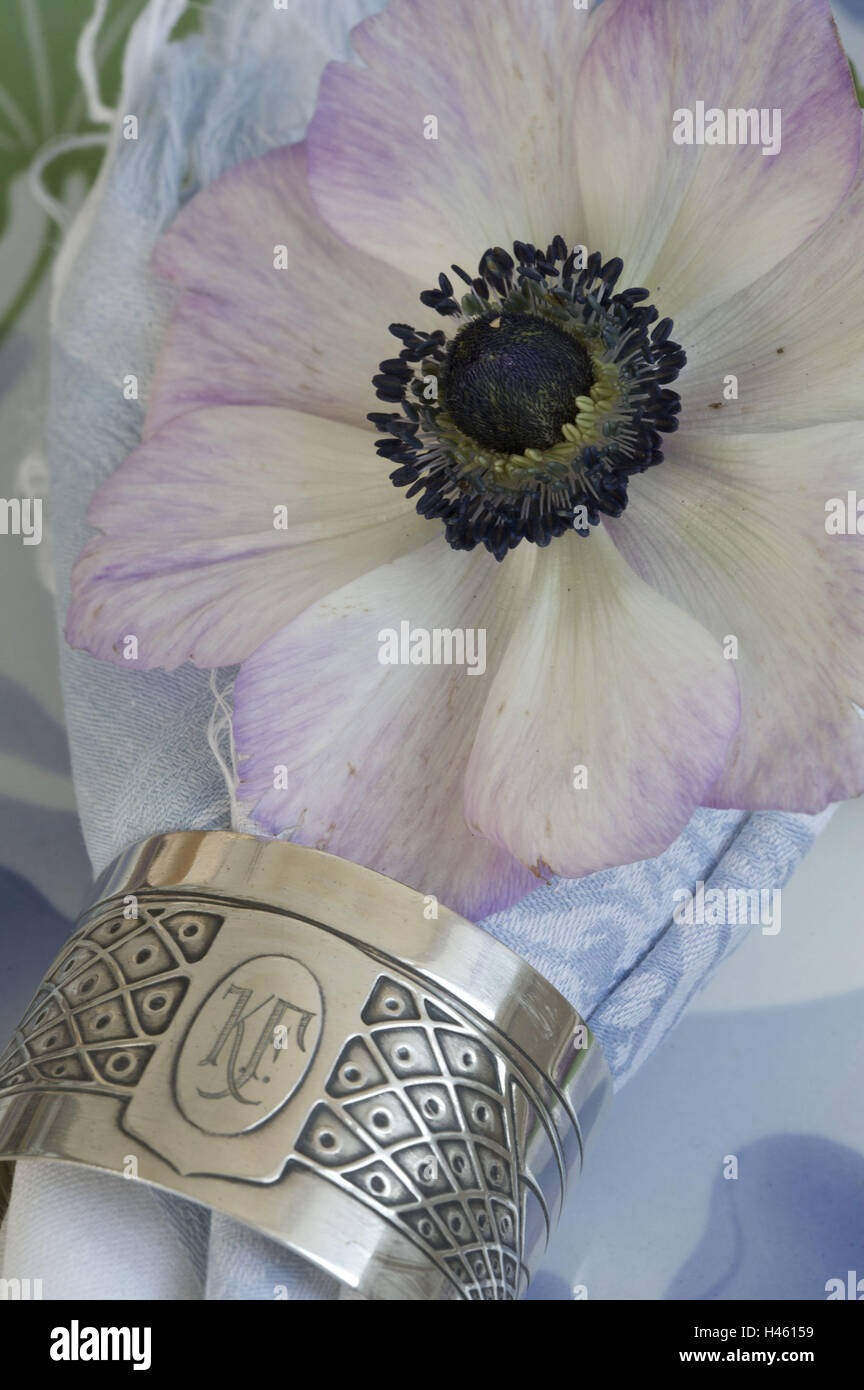 Napkin Ring Stock Photos Napkin Ring Stock Images Alamy