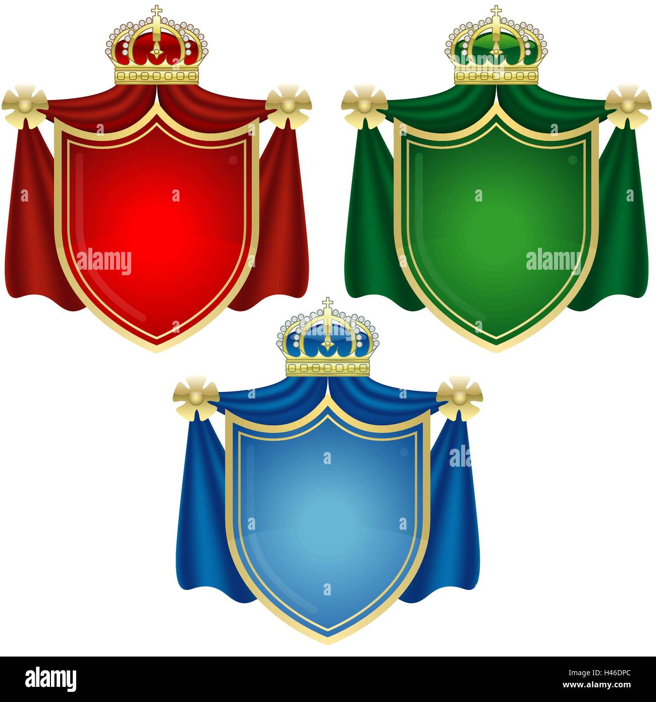 Royal Coat Of Arms Cut Out Stock Photos Amp Royal Coat Of