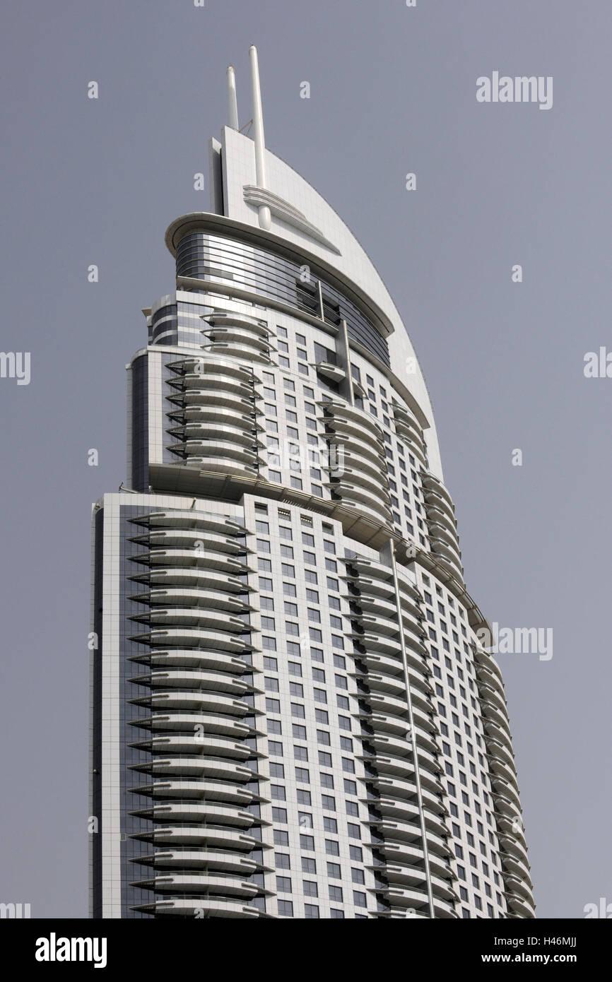 Five Star Hotel Dubai Stock Photos & Five Star Hotel Dubai