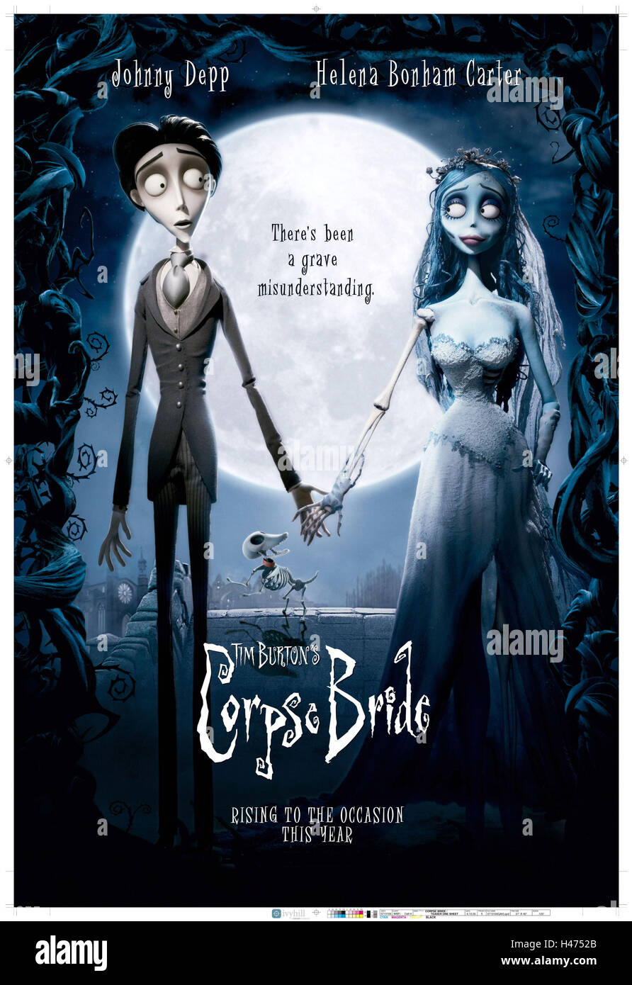 Download Film Corpse Bride 2005