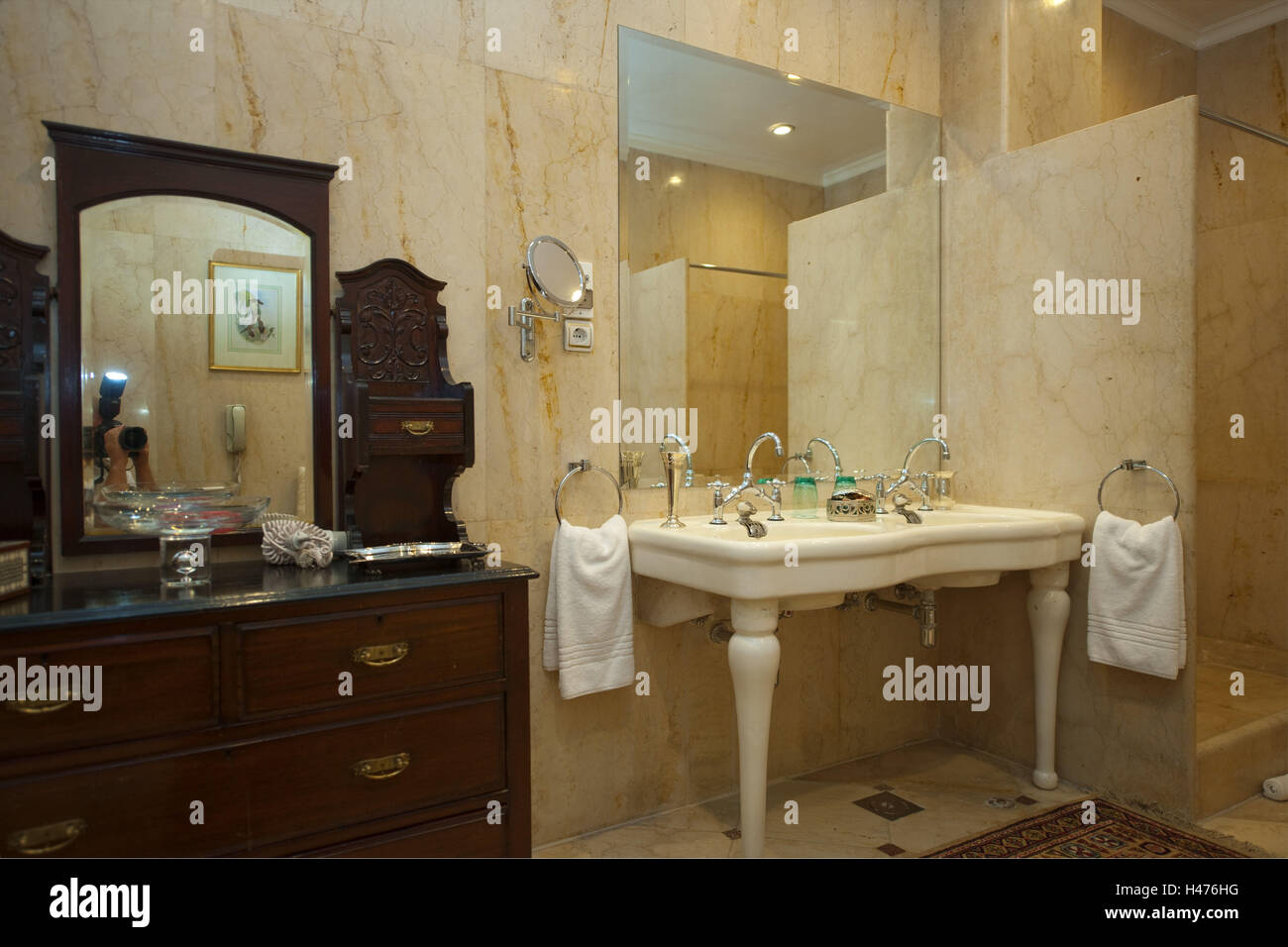 Egypt Luxor Sofitel Winter Palace Traditional Five Star Hotel The British Colonial Age Bath In One Suites
