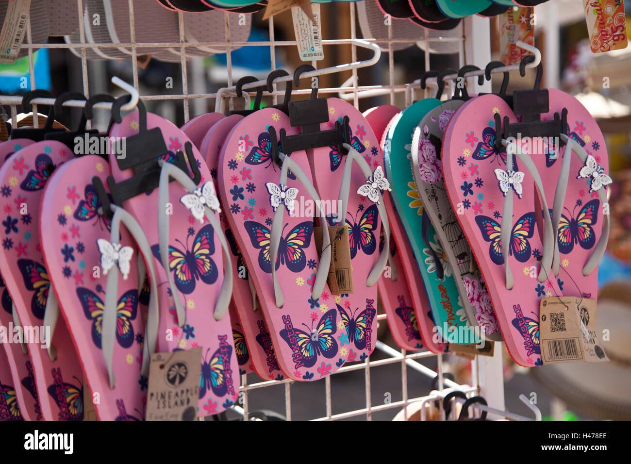 bb7eb9555b6e Flip Flop Shops Stock Photos   Flip Flop Shops Stock Images - Alamy