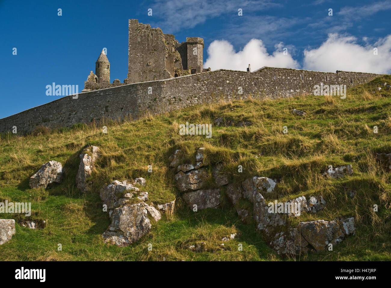 Ireland, rock Cashel, - Stock Image