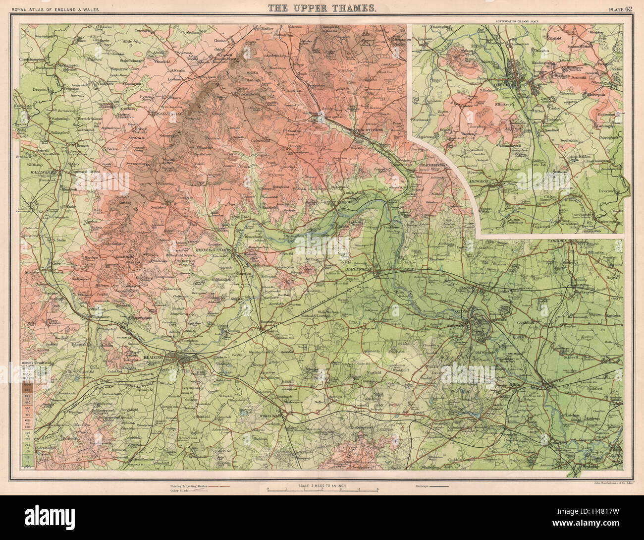 RICHTOWN SCHOOL MUELLER READING BERKS COUNTY PA COPY ATLAS MAP A.H 1884