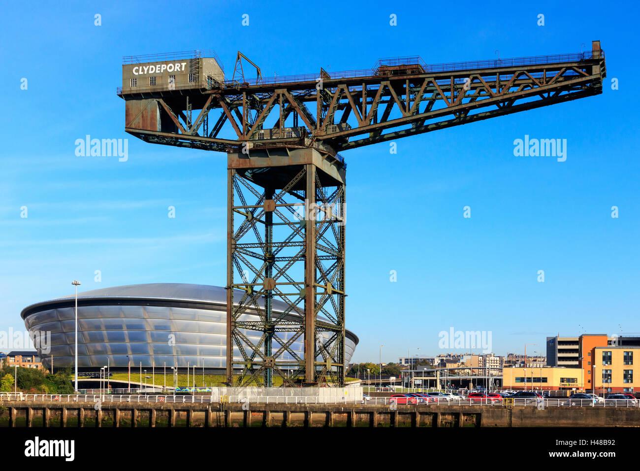 Concert Hall Car Park Glasgow