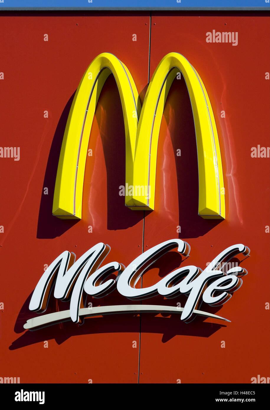 mccafe logo stock photos amp mccafe logo stock images alamy