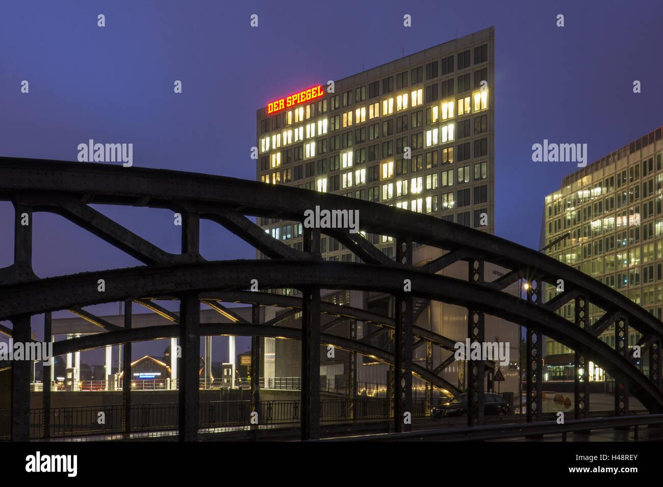 Spiegel affair stock photos spiegel affair stock images for Hamburg spiegel