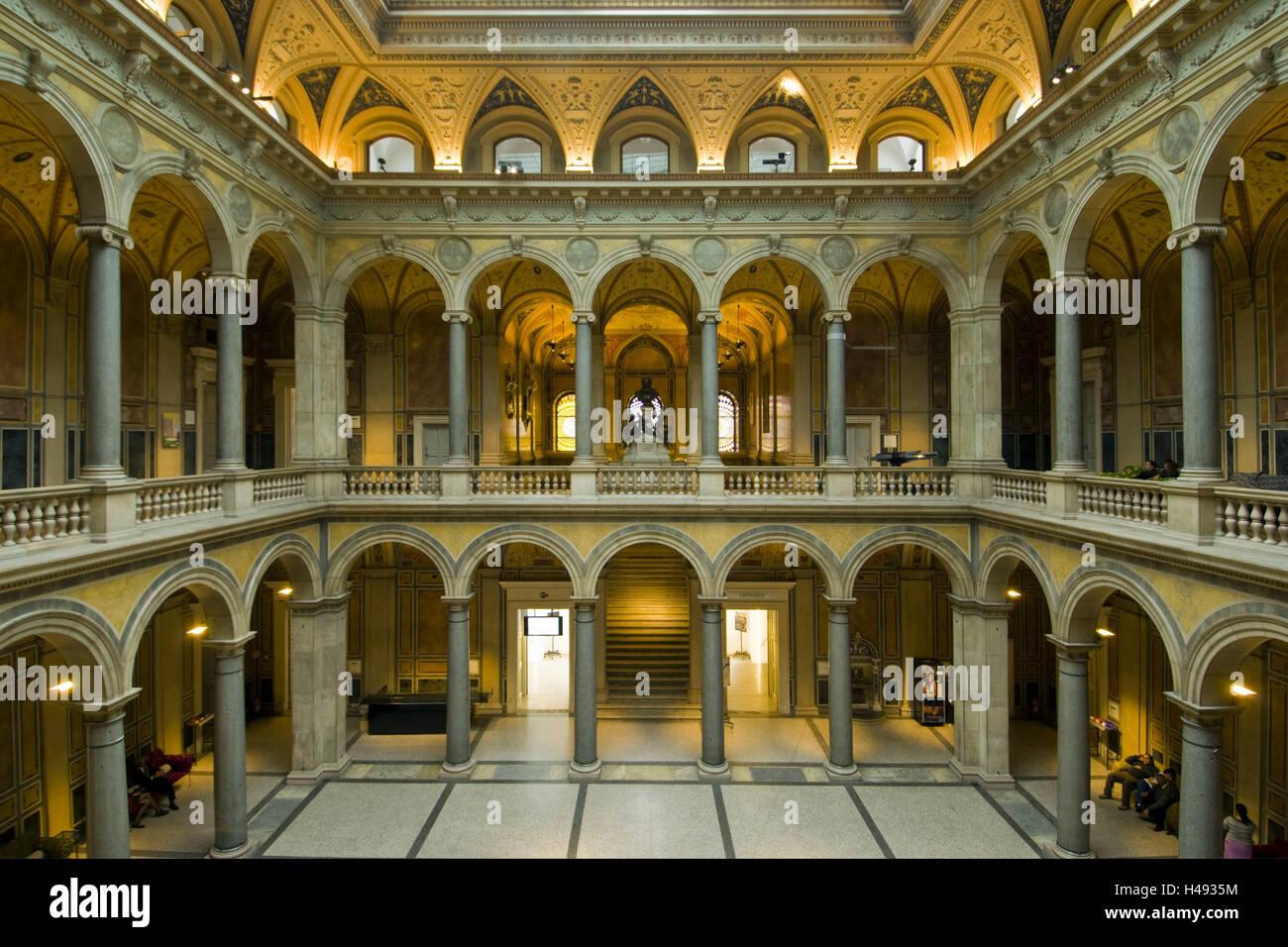 Austria Vienna Room Ring 5 Mak Austrian Museum Applied Arts The Stock Photo Alamy