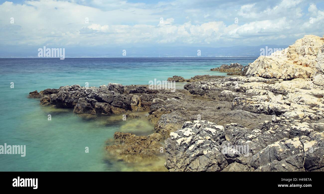 Bile coast, - Stock Image
