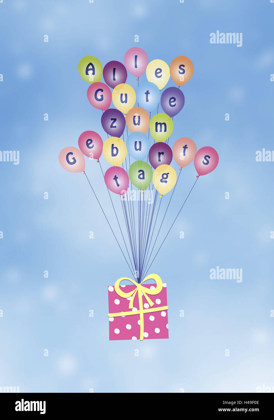 Birthday Motif Stock Photos Amp Birthday Motif Stock Images