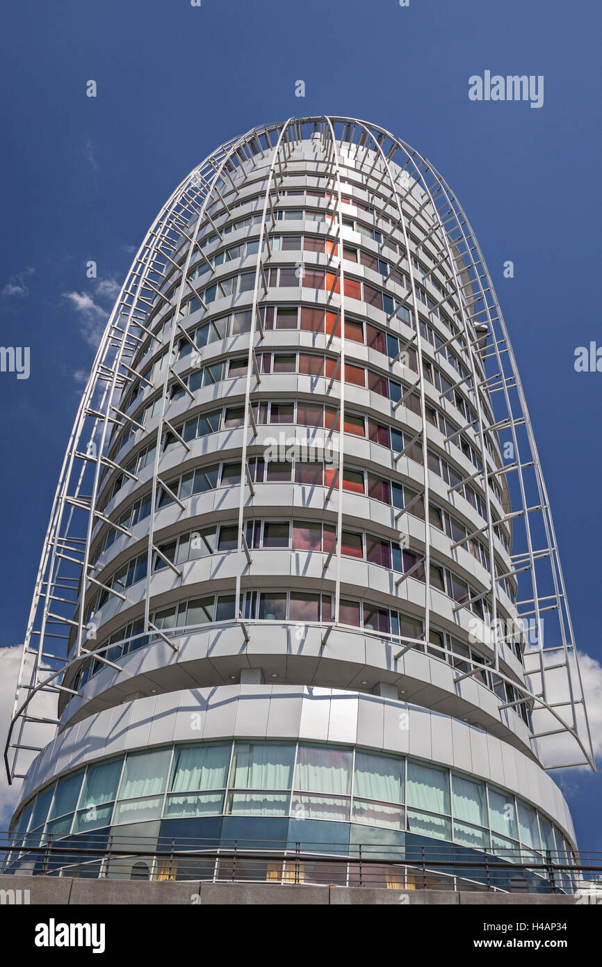Atlantic Sail city hotel, Germany, Bremerhaven, - Stock Image