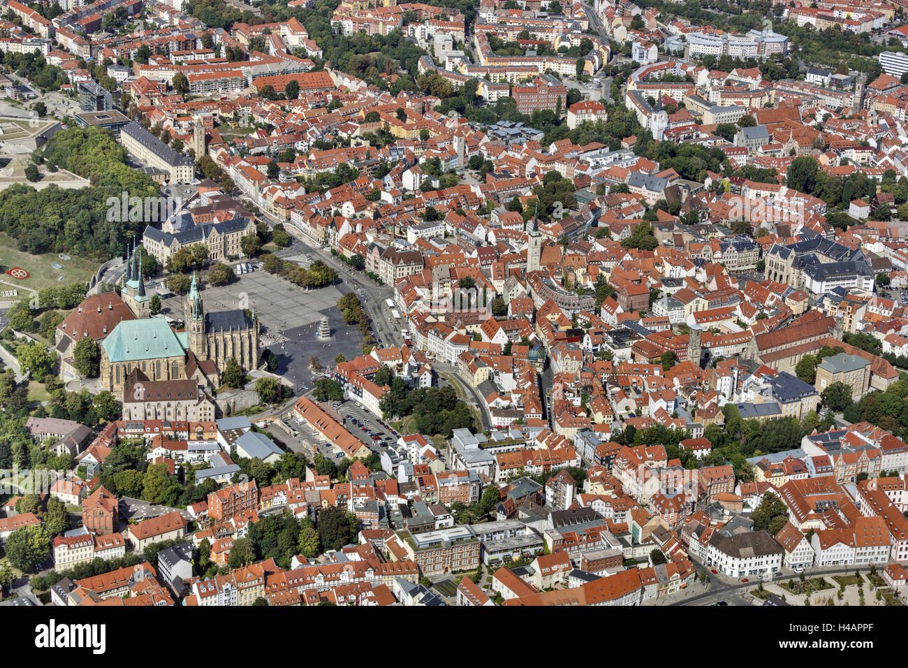 Erfurt City Stock Photos Erfurt City Stock Images Alamy