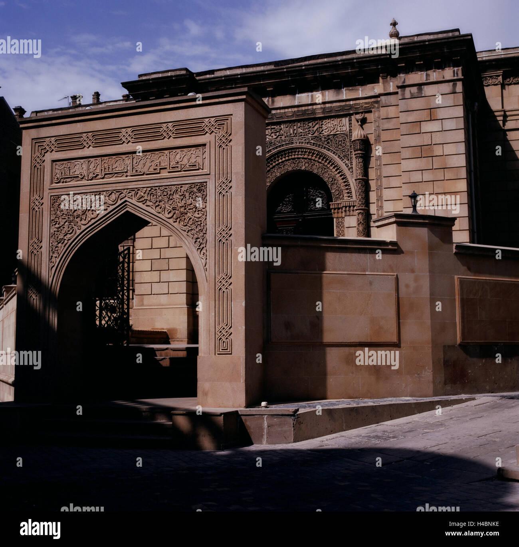 Juma mosque in Baku - Stock Image