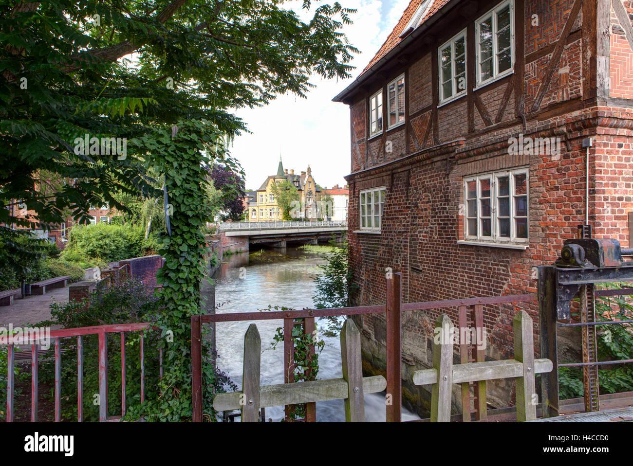 India House Lüneburg ilmenau stock photos ilmenau stock images alamy